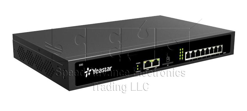 S50 VoIP PBX - Yeastar VoIP PBX S50
