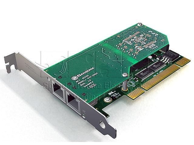A102 Digital card - Sangoma A102/2E1 PCI card
