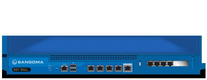 SS7 VoIP Digital Gateway  - Sangoma SS7 8E1 Gateway