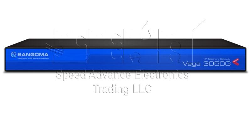 Vega 3050G Analog Gateway - Vega-3050G