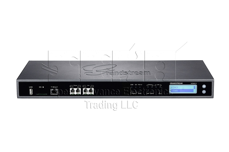 UCM6510 IP PBX Appliance - UCM6510 IP PBX