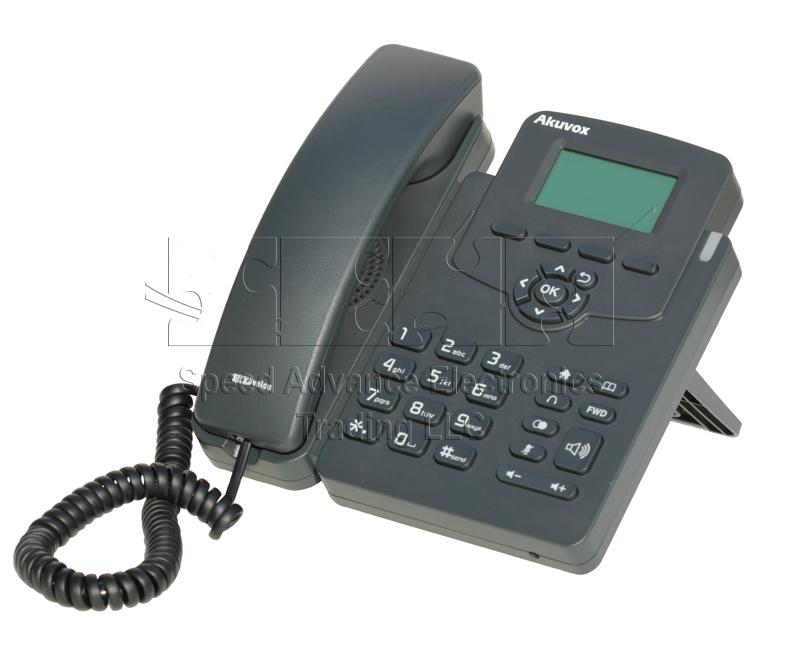 SP-R50P - Akuvox SP-R50 IP Phone