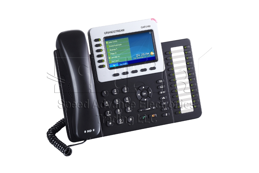 GXP2160 Enterprise IP Telephone -  GXP2160 Enterprise IP Telephone