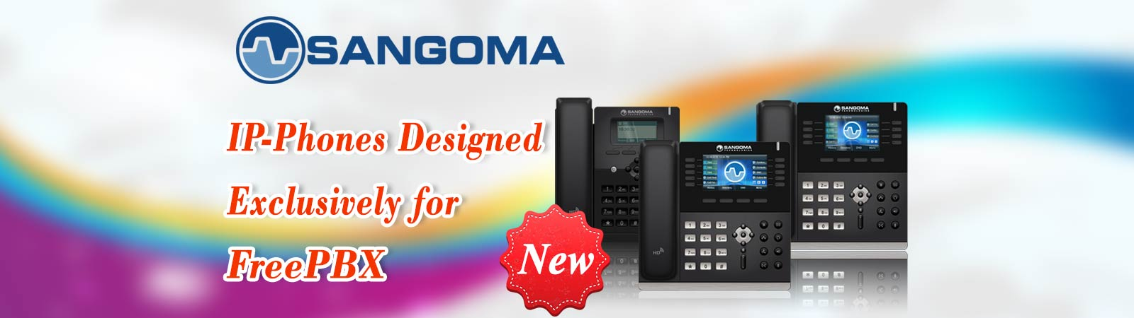 Sangoma-IP-Phone